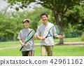 ภาพกีฬาเทนนิสคู่กลาง 42961162