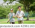 ภาพกีฬาเทนนิสคู่กลาง 42961163
