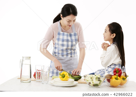 Mom, Daughter, Family 42966022