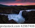 Aldeyjarfoss waterfalls in the north of Iceland 42967406