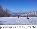 스노우보드, 스키장, 겔렌데 42969766
