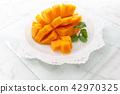 망고, 과일, 후르츠 42970325