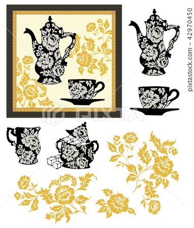 Victoria pattern 42970450