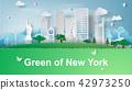 paper green city 42973250