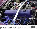 페어 레이디 240Z-G 그랜드 노즈 G 노즈 FRP 제 에어로 다이나 코와 오버 펜더 장착 42976805