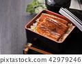 鰻魚飯 鱔魚 食物 42979246