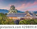Kumamoto Castle, Japan 42980918