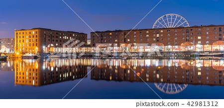 Albert Dock Liverpool England 42981312