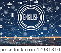 English with downtown LA 42981810