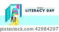 literacy books banner 42984207