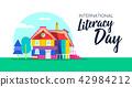 literacy book education 42984212