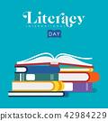 literacy book books 42984229