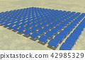 Solar panels 42985329