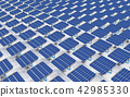 Solar panels 42985330