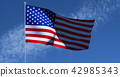 美国 美国人 旗帜 42985343