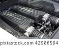 蘭博基尼Gallardo LP 550-2,550PS生產V型10缸DOHC 5.2升發動機 42986594