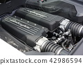 Lamborghini Gallardo LP 550-2, 550PS สร้างเครื่องยนต์ V ประเภท 10 ทรงกระบอก DOHC 5.2 ลิตร 42986594