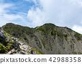 Sengogatake山脊 42988358