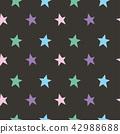 矢量圖 星星 星 42988688