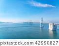【Kagawa Prefecture】 Seto Ohashi Bridge 42990827