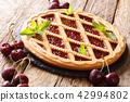 Italian pastries 42994802