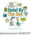 hotel, vacation, travel 42995707