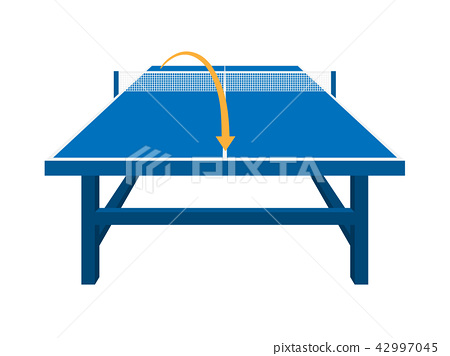 Practice table tennis 42997045