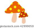 蘑菇 秋之美食 秋天 42999050