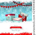 christmas, gift, snow 42999480