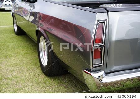 時尚的前面罩,罕見的汽車比El Camino Ford Ranchero Roush發動機更換 43000194