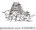 广岛县福山市/福山城 43000852