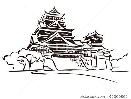 Kumamoto Prefecture Kumamoto City / Kumamoto Castle 43000865