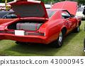美國汽車標誌別克里維埃拉大排量怪物,拖曳比賽,汽油gab喝7400毫升 43000945