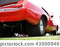 美國汽車標誌別克里維埃拉大排量怪物,拖曳比賽,汽油gab喝7400毫升 43000946