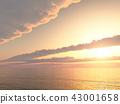 sunset,ocean,sea 43001658