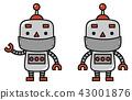 หุ่นยนต์,คู่มือ,แนะนำ 43001876
