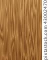 木材背景 木製背景 木紋 43002470