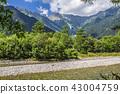 풍경, 경치, 가미코치 43004759