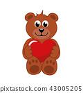 Teddy, teddy, bear 43005205