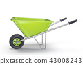 wheelbarrow 43008243
