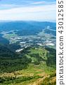 풍경, 경치, 산 43012585