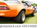 ข้อมูลจำเพาะเกี่ยวกับ NOS Chevrolet Camaro Z - 28 รถกล้ามเนื้อหายไปเนื่องจากกฎข้อบังคับเรื่องการปล่อยรถ Poniker 43014066