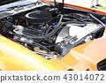 ข้อมูลจำเพาะเกี่ยวกับ NOS Chevrolet Camaro Z - 28 รถกล้ามเนื้อหายไปเนื่องจากกฎข้อบังคับเรื่องการปล่อยรถ Poniker 43014072