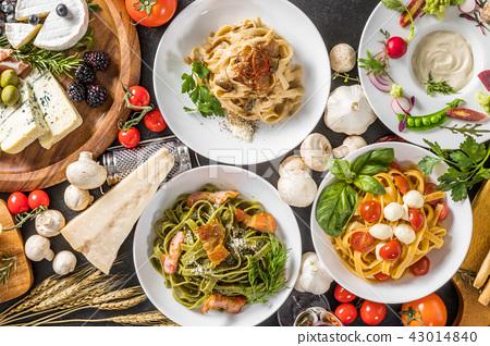 意大利麵食意大利細麵條意大利麵食 43014840