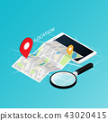Maps & Navigation location,mobile application  43020415