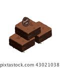 초콜릿, 음식, 어두운 43021038