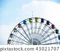Ferris wheel  43021707