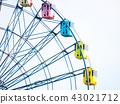 Ferris wheel  43021712