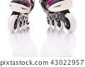 roller skates 43022957