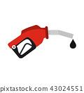 gasoline nozzle petrol 43024551